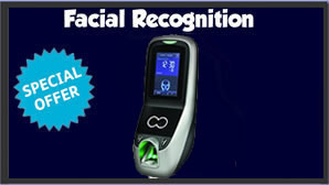 facial recognition specials